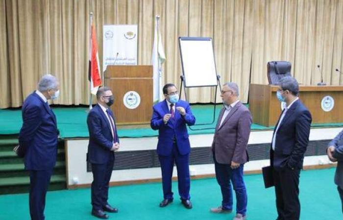 مسئولون عراقيون يشيدون بخطة الإصلاح الإداري في مصر