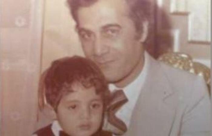 """عمرو محمود ياسين يحيى ذكرى ميلاد والده:"""" صعب لأنه الأول بعد رحيله"""""""