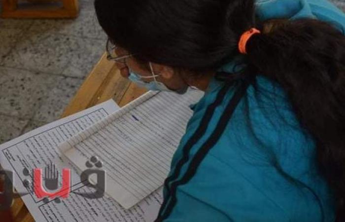 """سؤالان عن ثورة 25 يناير في امتحان """"دراسات الإعدادية"""""""