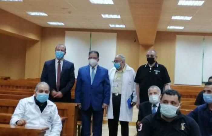 صحة الدقهلية تنظم حملة لتطعيم العاملين بجامعة الدلتا بلقاح كورونا
