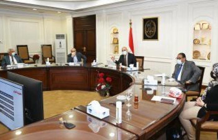 وزير الإسكان يوجه بسرعة بدء تنفيذ المخطط الاستراتيجى لمدينة رأس الحكمة الجديدة