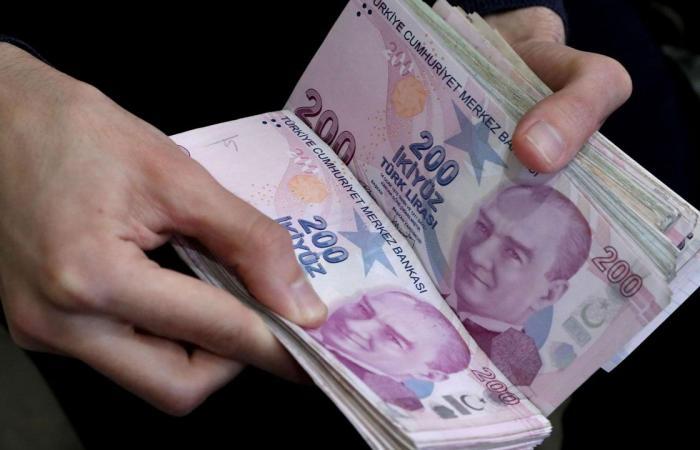 تصريحات أردوغان تدفع الليرة التركية لهبوط قياسي جديد