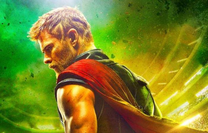 صورة جديدة لكريس هيمزوورث يبدو رائعاً فيها مع انتهاء تصوير فيلم Thor: Love and Thunder