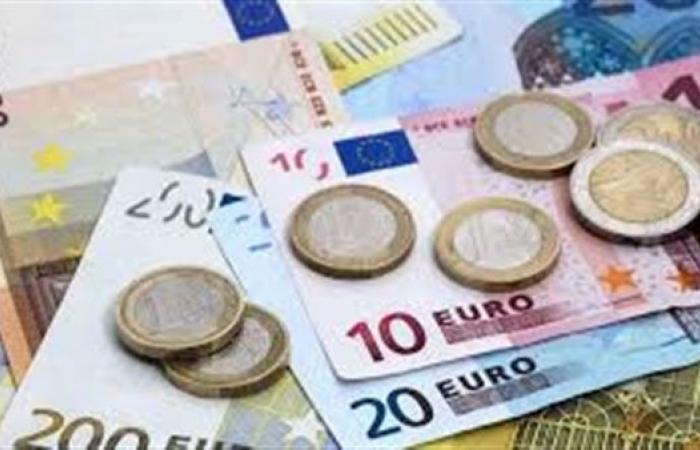 سعر اليورو اليوم الأربعاء 2-6-2021 أمام الجنيه المصرى
