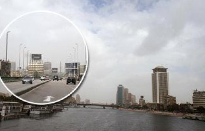 انخفاض جديد بحرارة الجو واضطراب الملاحة غدا والصغرى بالقاهرة 19 درجة