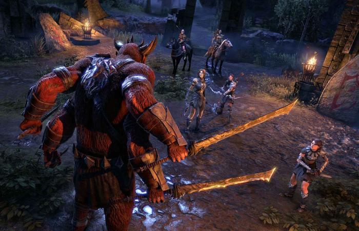 الفصل الجديد Elder Scrolls Online Blackwood متاح الآن على الـ PC.