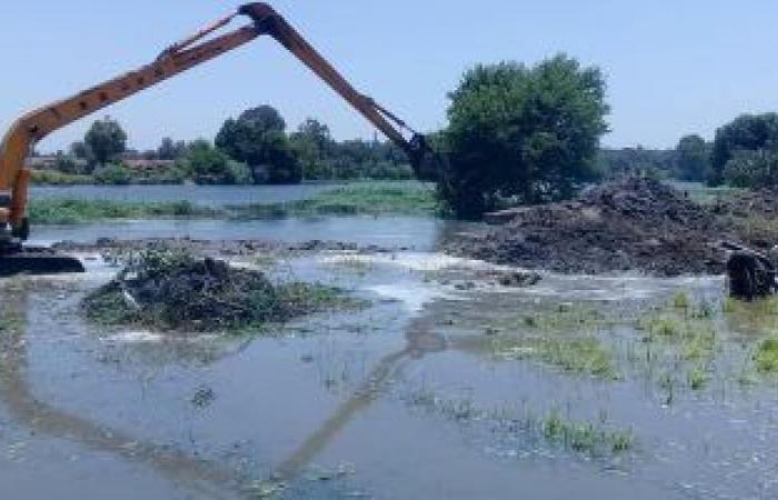 حماية النيل: إزالة 34 مخالفة على النهر فى7 محافظات