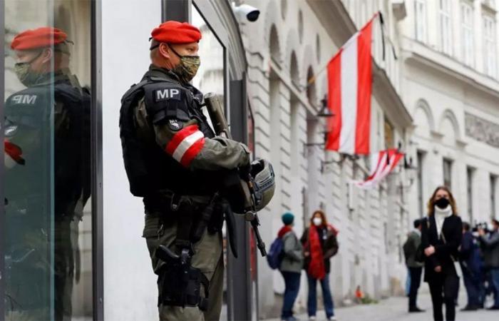 فتنة خريطة منظمات الإسلام السياسي تشتعل في النمسا