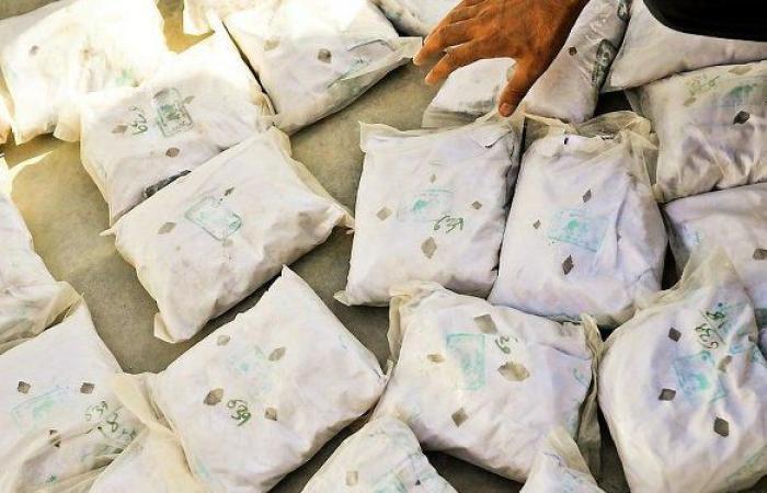 """لبنان يحبط عملية تهريب كميات من """"الكبتاغون"""" إلى السعودية... فيديو"""