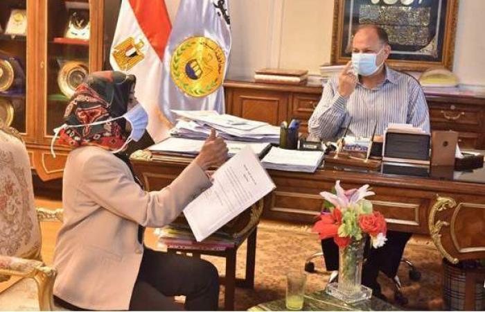 دعم معهد جنوب مصر للأورام بجهازين متطورين لتقليل قوائم انتظار المرضى
