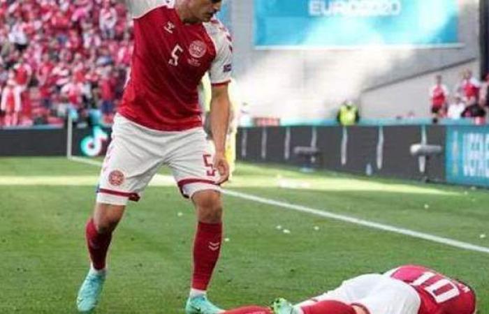 بعد أزمة إريكسن.. طبيب منتخب مصر يحذر من آثار كورونا على اللاعبين