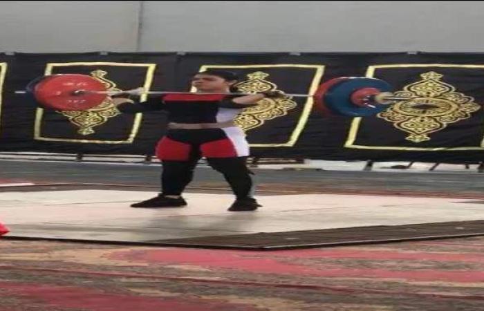 القليوبية تحصد الميدالية الذهبية في بطولة الجمهورية لرفع الأثقال