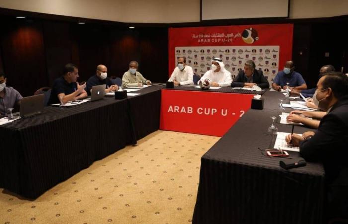 أمين عام الاتحاد العربي يؤكد جاهزية انطلاق كأس الشباب
