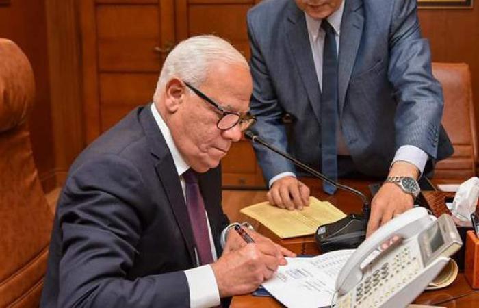 محافظ بورسعيد يعتمد نتيجة الشهادة الإعدادية بنسبة نجاح ٨٢.٤١ % | صور