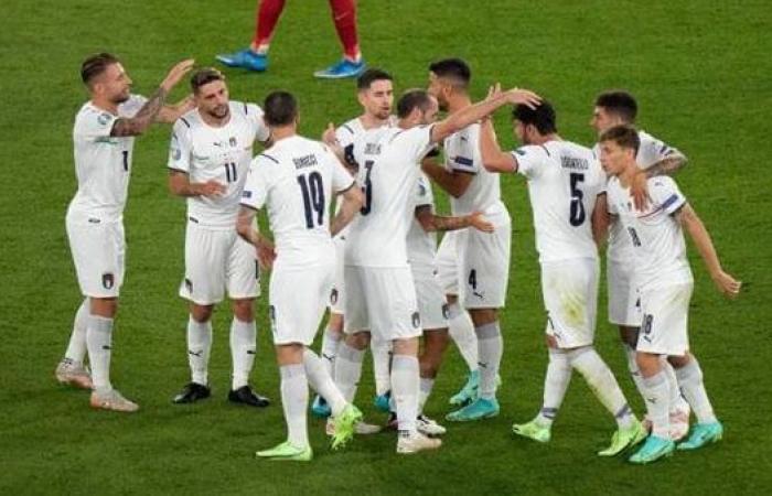 تشكيل إيطاليا المتوقع ضد ويلز في كأس أمم أوروبا 2020