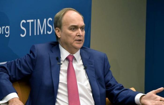 أنطونوف: سنناقش تنفيذ بنود بيان الاستقرار الاستراتيجي مع الخارجية الأمريكية قريبا