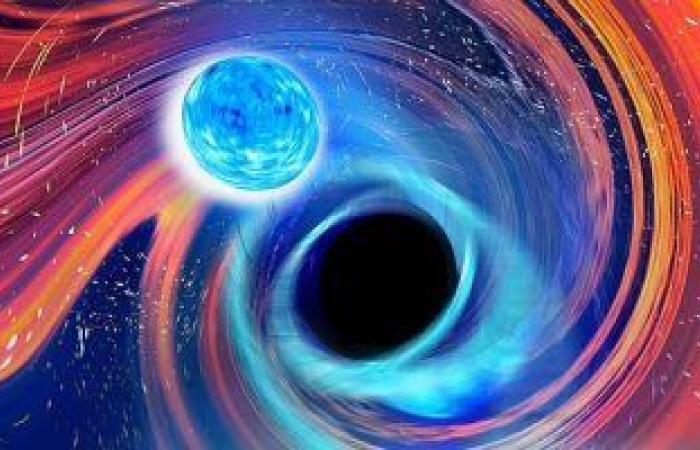اكتشاف يوثق اصطدام بين أكثر الأجسام غموضاً.. اعرف تفاصيل ابتلاع ثقب أسود لنجم