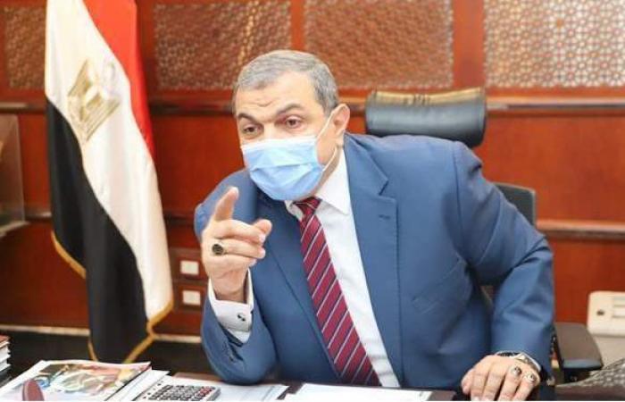 سعفان يتابع تنفيذ إجازة 30 يونيو بالقطاع الخاص