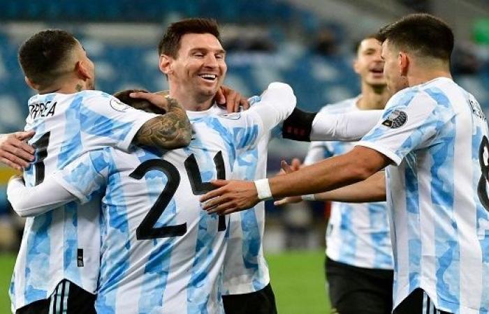 موعد مباراة الأرجنتين ضد الإكوادور في ربع نهائي بطولة كوبا أمريكا