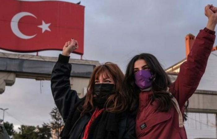 تركيا تنسحب رسميًا من «اتفاقية إسطنبول» لمنع العنف ضد المرأة