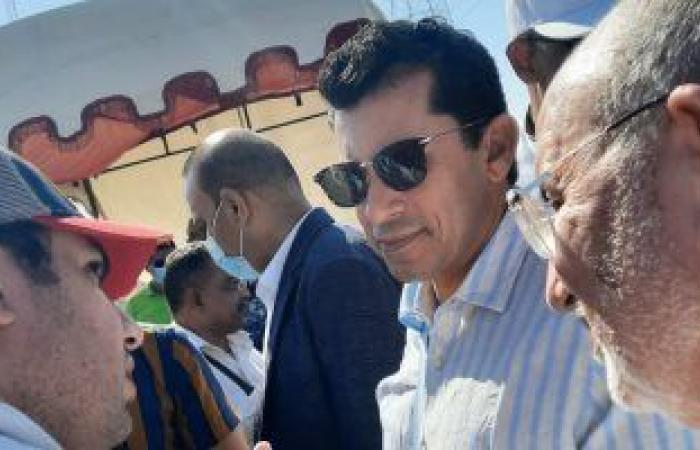 وزير الرياضة: ثورة 30 يونيو غيرت مصير الدولة