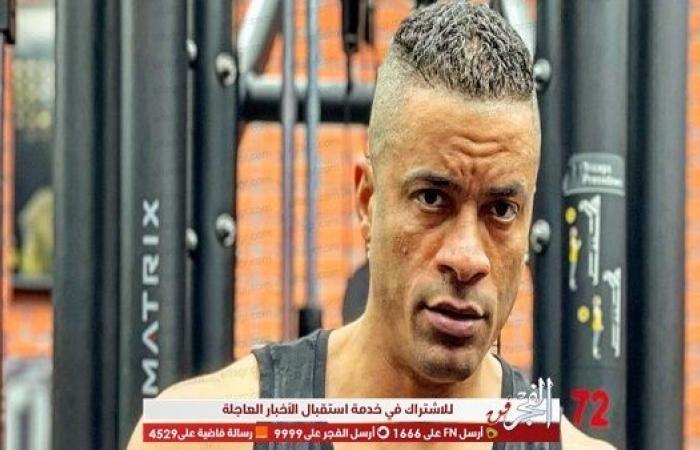 شاهد.. تحول جسد المطرب الشعبي حسن شاكوش (صورة)