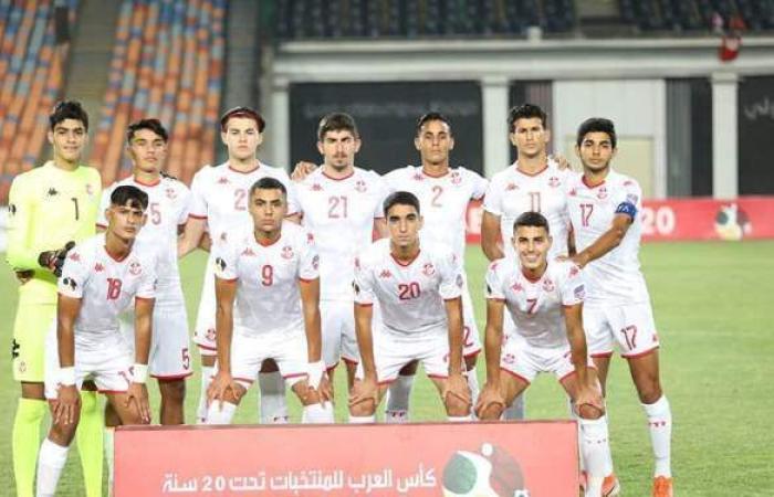 كأس العرب للشباب | تونس تتخطى جزر القمر وتواجه الجزائر في نصف النهائي