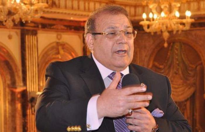 السر وراء القبض على حسن راتب بقضية علاء حسانين نائب الجن والعفاريت