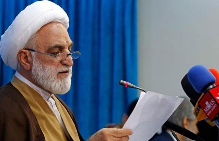 إيران: تعيين حسين محسني إيجئي رئيسًا للسلطة القضائية خلفًا لرئيسي