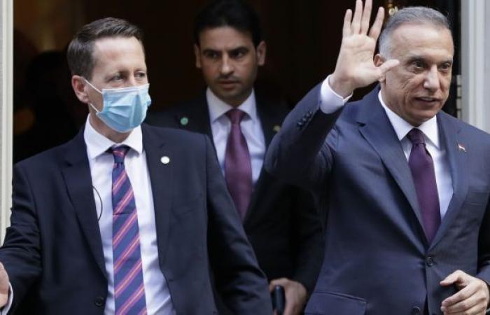 """الكاظمي يصل مقر الحكومة الإيطالية بعد رفضه أن تكون بلاده """"ساحه لتصفية الصراعات"""""""