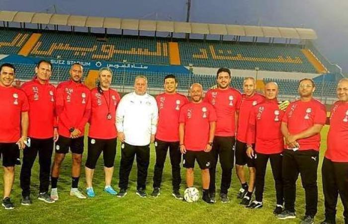 اليوم.. شوقي غريب يعلن قائمة منتخب مصر المشاركة فى أولمبياد طوكيو
