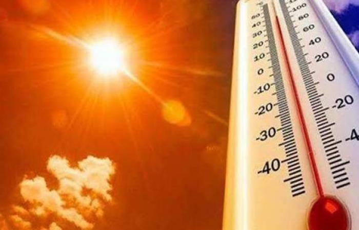 الأرصاد: ارتفاع درجات الحرارة ونسبة الرطوبة خلال الـ 6 أيام المقبلة