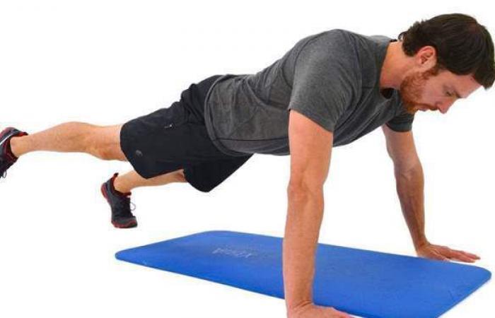تمارين رياضية مهمة للحفاظ على اللياقة البدنية | فيديو