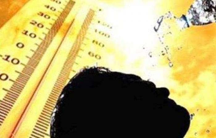 حالة الطقس ودرجات الحرارة اليوم الجمعة 2 - 7 -2021 في مصر