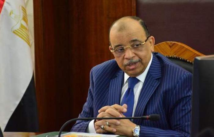 وزير التنمية المحلية يبحث مع مسئولة برنامج الأغذية العالمي ملفات التعاون المشترك