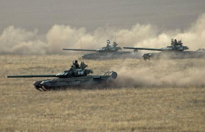 """روسيا تبتكر """"رداء الإخفاء"""" لدبابات جيشها"""