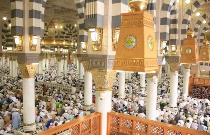 خطيب المسجد النبوي : حب الصحابة دِين وقربة