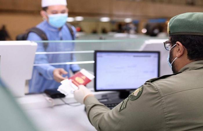 «الجوازات»: صلاحية تأشيرة الخروج والعودة 3 أشهر من تاريخ السفر