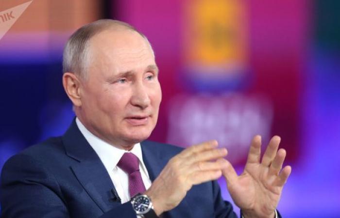 بوتين يوقع مرسوما بمنح بعض العائلات الروسية مبلغا مقطوعا من المال