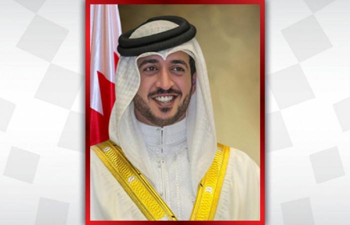نجل ملك البحرين يُرزق بـ3 تواءم «ناصر وعيسى وسلمان»