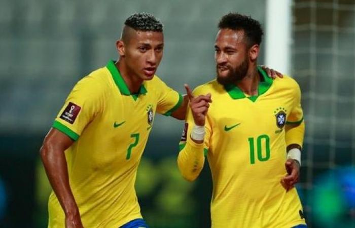 التشكيل المتوقع لمنتخب البرازيل أمام تشيلي في ربع نهائي بطولة كوبا أمريكا
