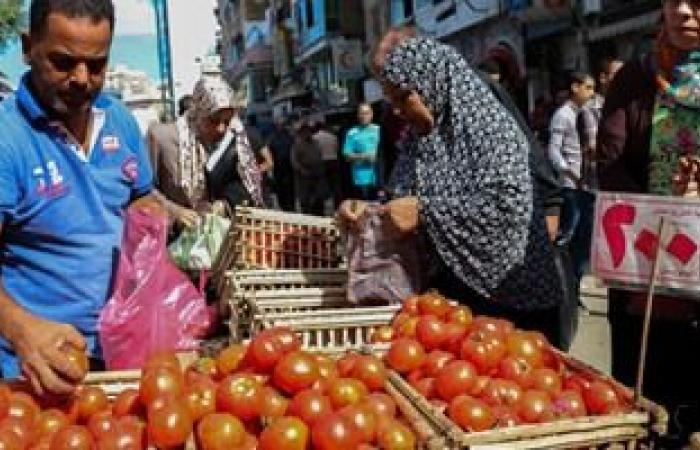 أسعار الخضروات الجملة اليوم.. البطاطس 4-6 جنيها للكيلو