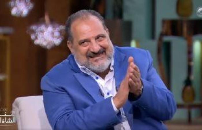 """خالد الصاوى يتعرض للنصب فى فيلم """"تماسيح النيل"""""""