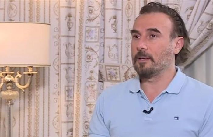 """باسم مغنية يكشف عن جزء ثاني من """"للموت"""" في رمضان ٢٠٢٢"""