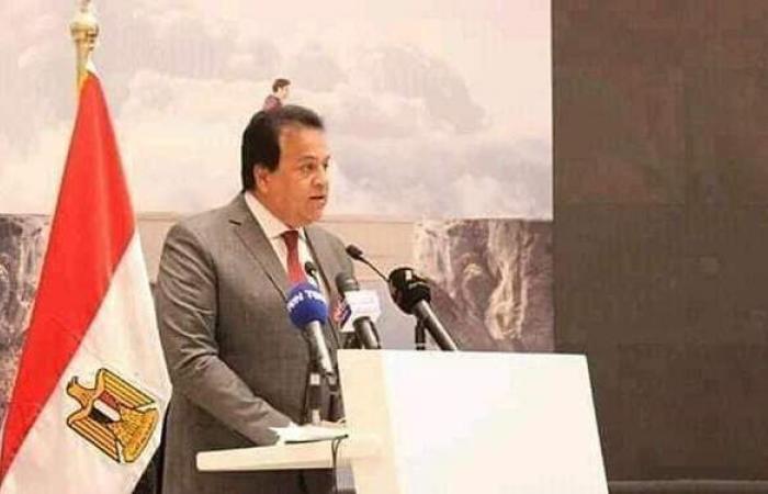 وزير التعليم العالي يتلقى تقريرا حول مراكز دعم وتأهيل طلاب الجامعات