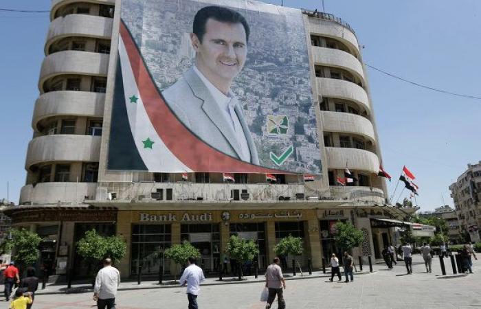 سوريا والجزائر تتفقان على تعزيز العلاقات بين البلدين