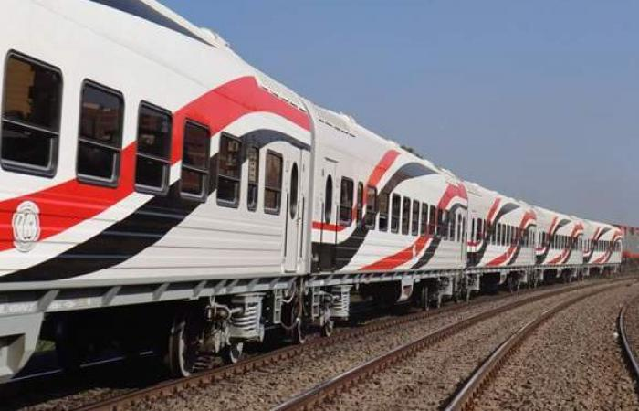 """""""السكة الحديد"""": إيقاف تشغيل وتعديل مواعيد بعض القطارات.. تعرف عليها"""