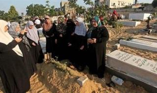 هل يجوز للمرأة زيارة قبر زوجها فى فترة العدة ؟
