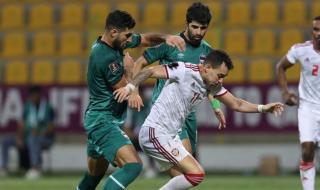 الإمارات تتحرك بعد ألفاظ وعبارات خارجة عن الآداب قبل تغطية مباراة مع العراق