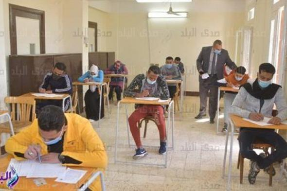 جامعة الوادى الجديد تواصل الامتحانات وسط إجراءات احترازية مشددة